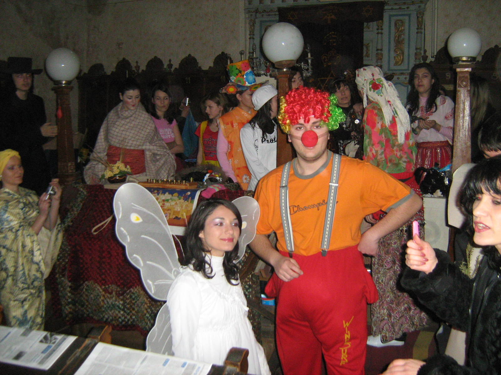 You are browsing images from the article: Purim 2009